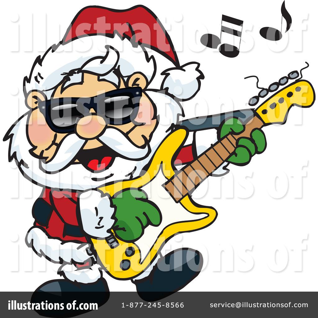 Clip Art Santa Santa clipart illustration