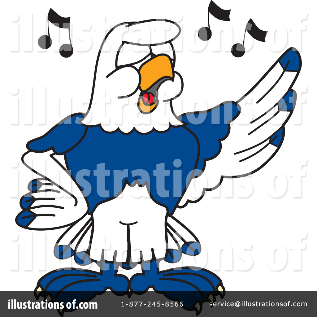 seahawk clipart 1282824 illustration by toons4biz
