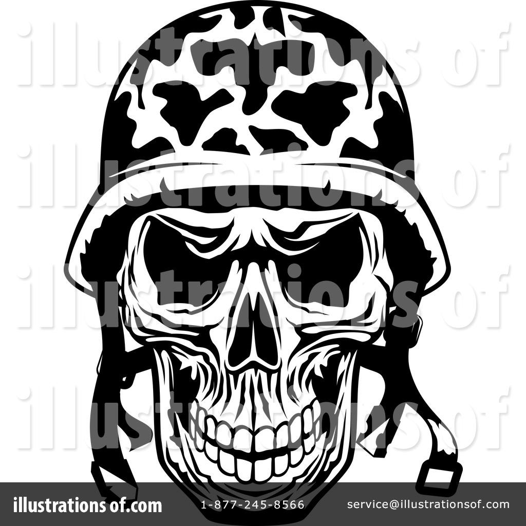 skull clipart  1122929