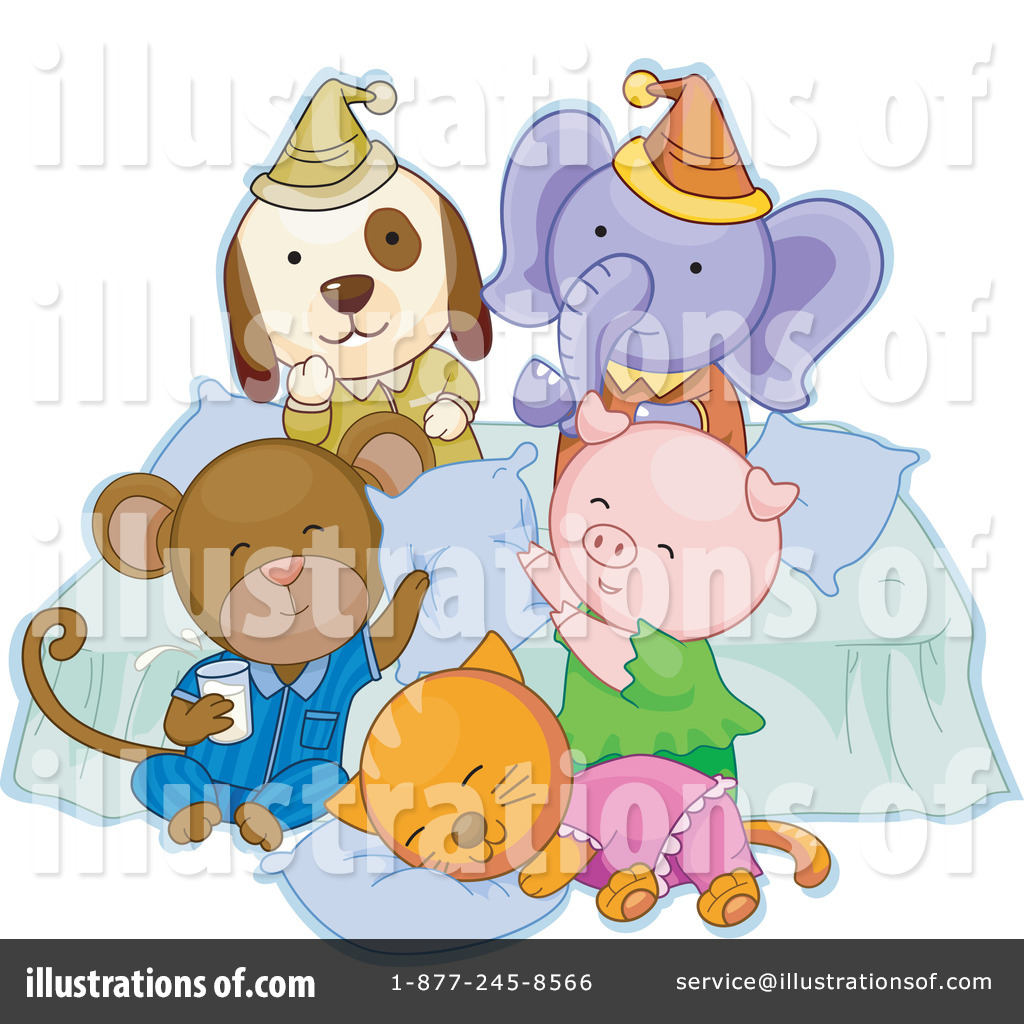 royalty free rf slumber party clipart illustration by bnp design studio stock sample 76264 Slumber Party/Sweet Dreams Package. Goodnight and Sweet Dreams – this is the ...