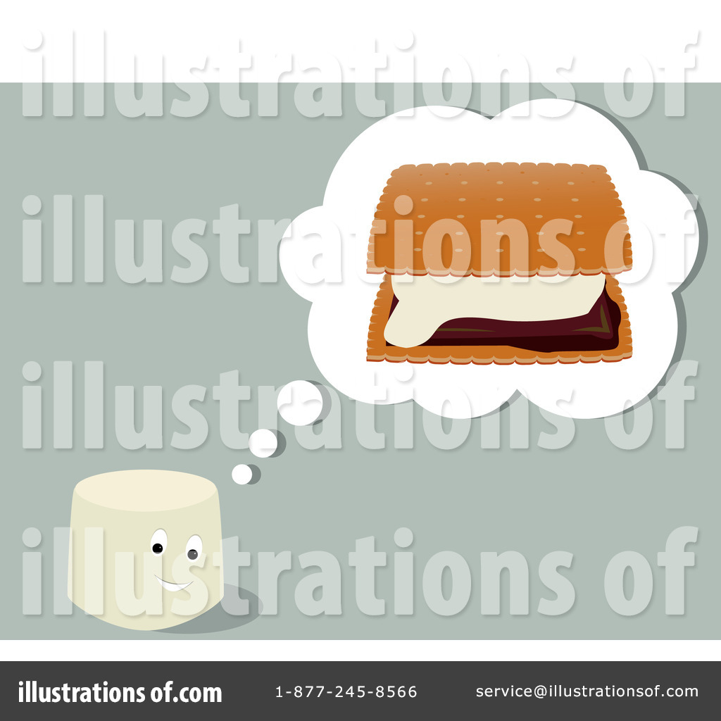 S'mores Clip Art http://www.illustrationsof.com/95381-royalty-free-smores-clipart-illustration