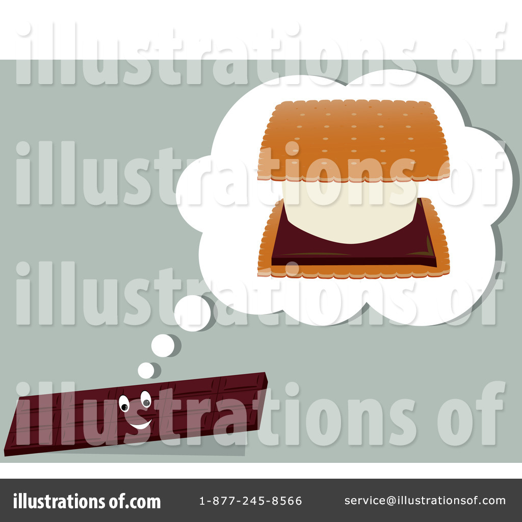 S'mores Clip Art http://www.illustrationsof.com/95383-royalty-free-smores-clipart-illustration