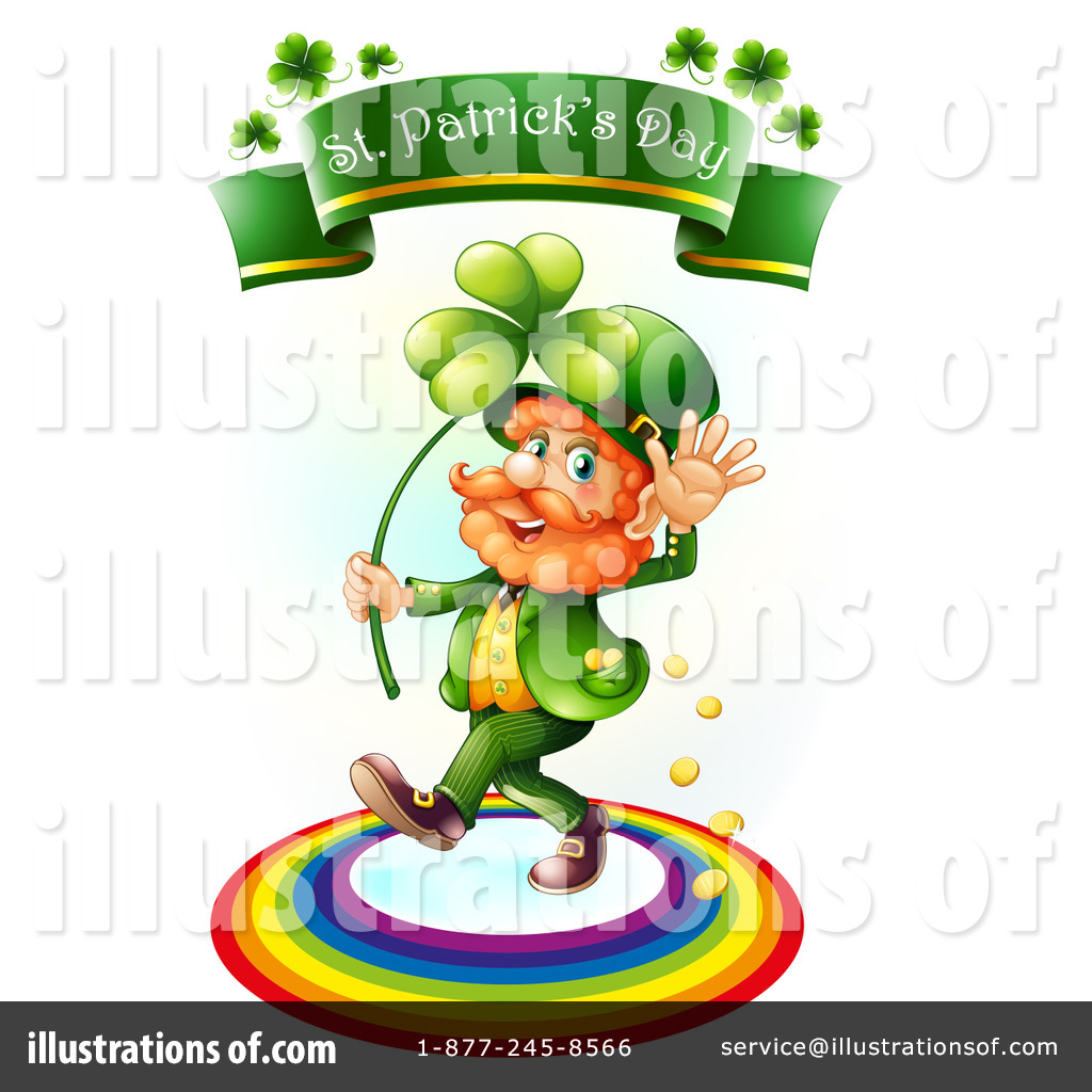 st patricks day clipart 1177753 illustration by graphics rf