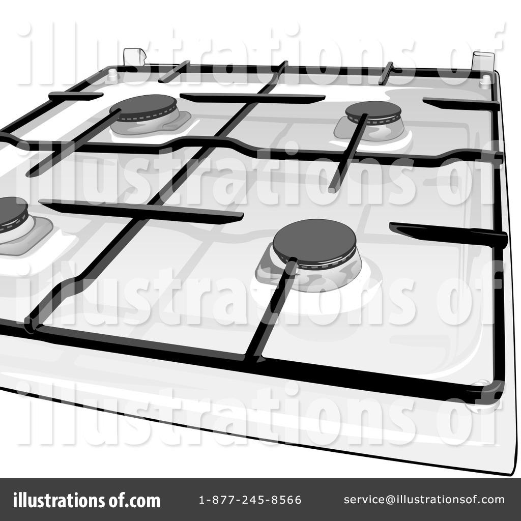 stove clipart black and white. royaltyfree rf stove clipart illustration 51107 by dero black and white