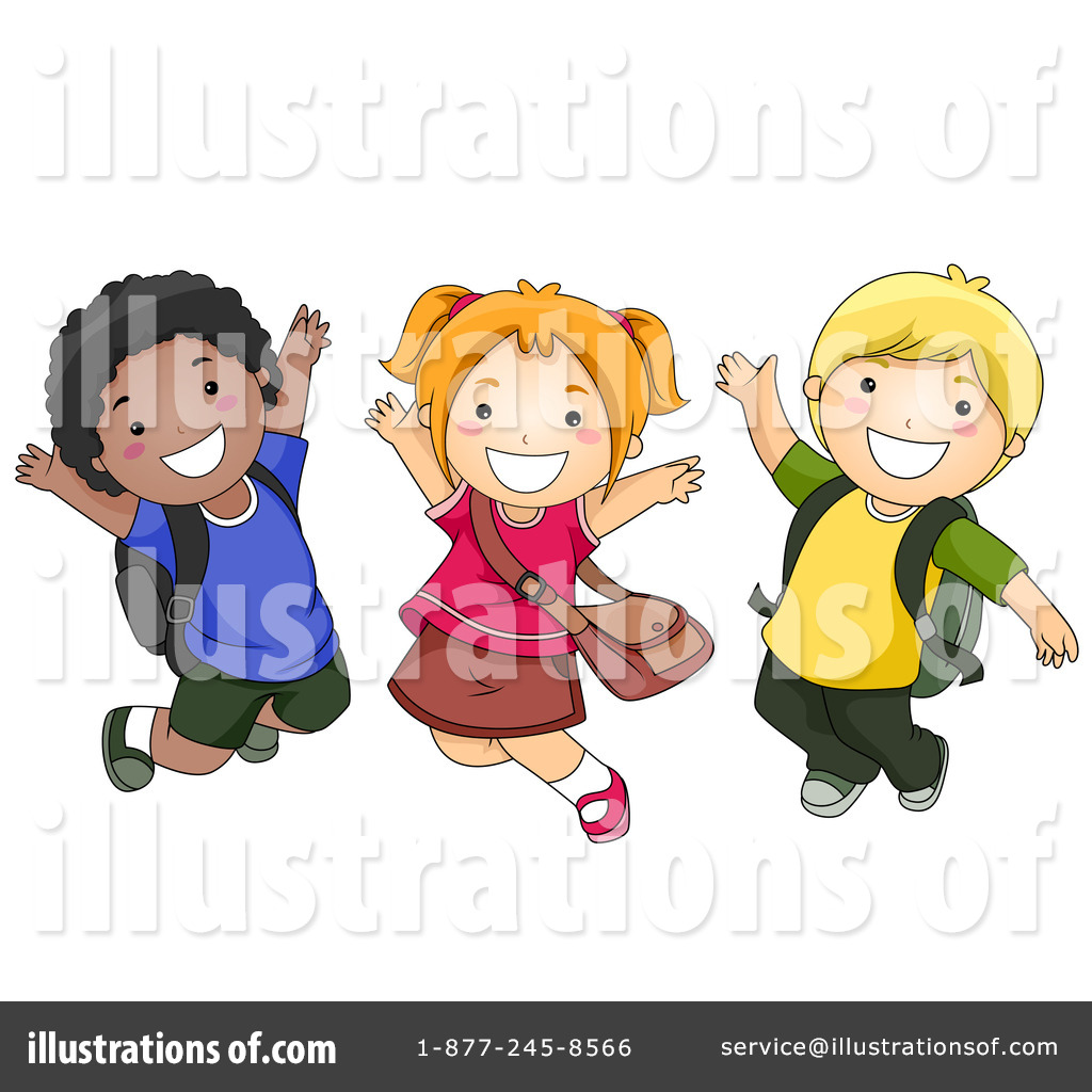 Students Clipart #230492 - Illustration by BNP Design Studio