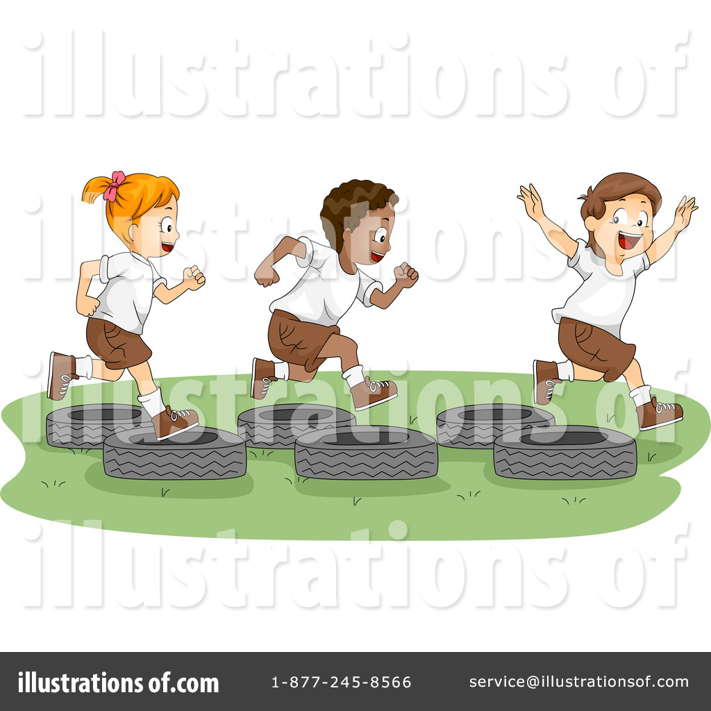 Exercise Boot Camp Clip Art Camp clipart illustration