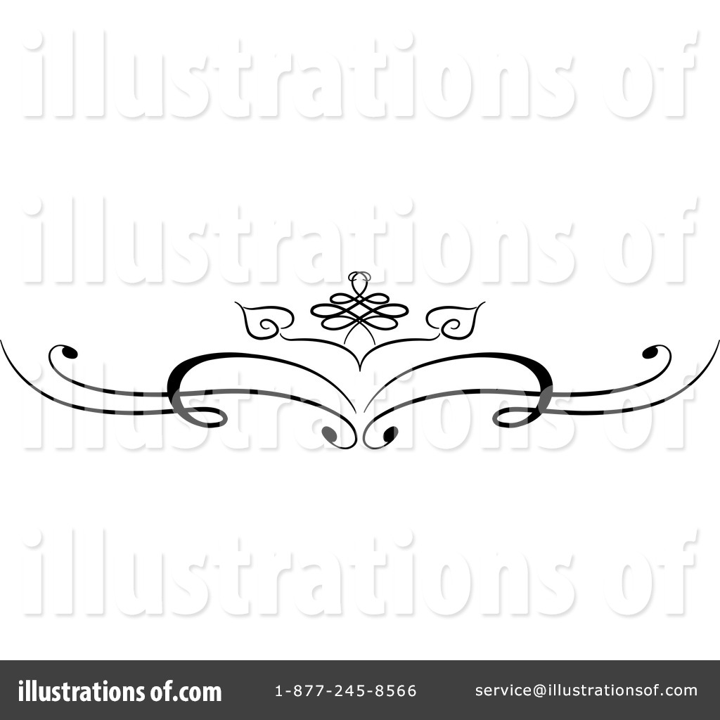 Royalty-Free (RF) Swirl Clipart Illustration #1234835 by BNP Design ...