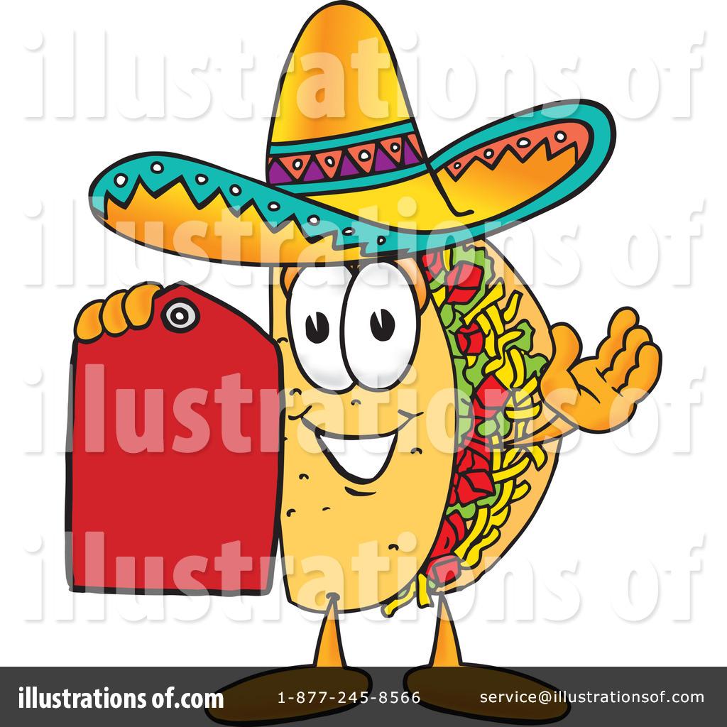 taco clipart 8039 illustration by toons4biz rh illustrationsof com taco clipart images Taco Truck Clip Art