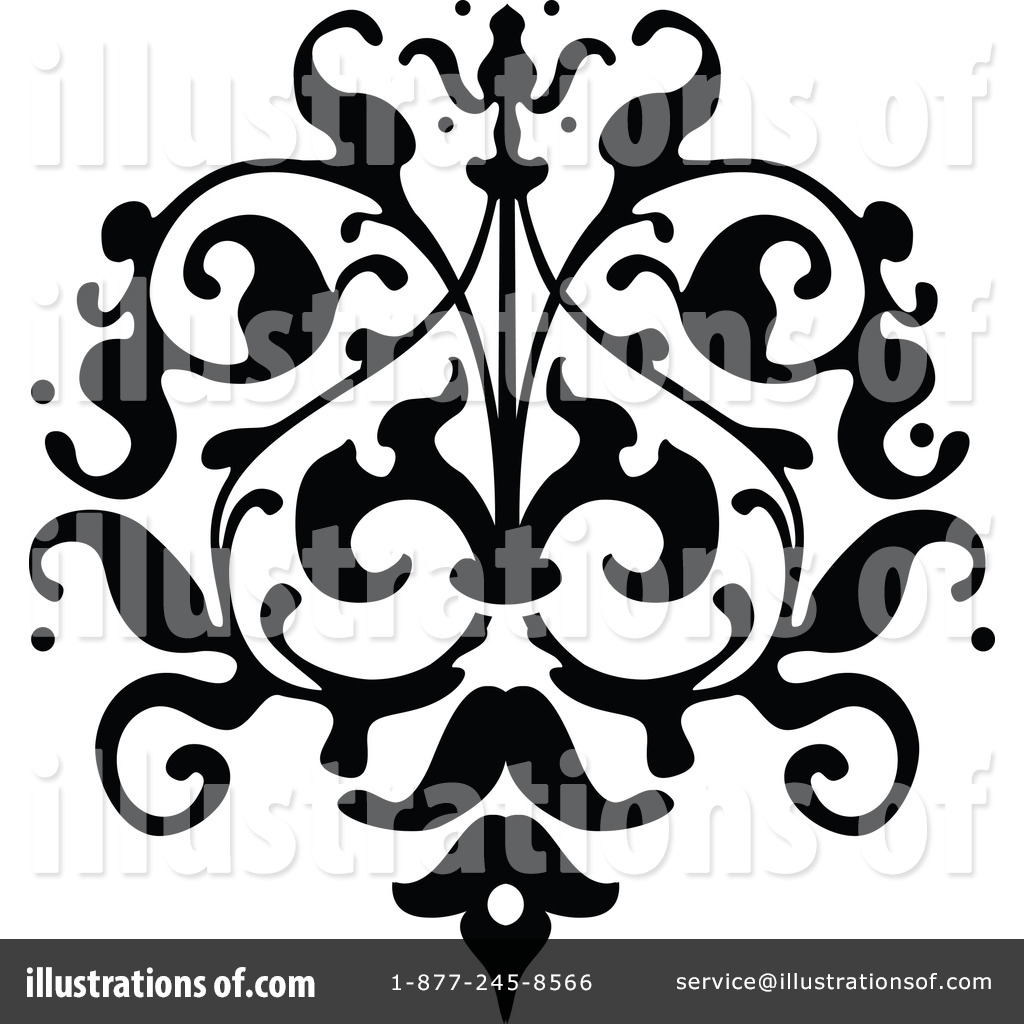 Royalty Free RF Tattoo Clipart Illustration By Geo Images  Stock