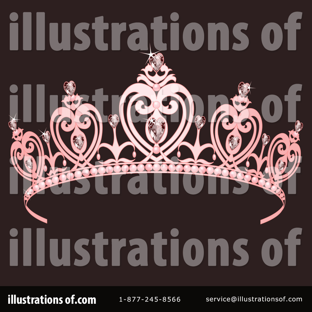 Tiaras and Crowns Clip Art