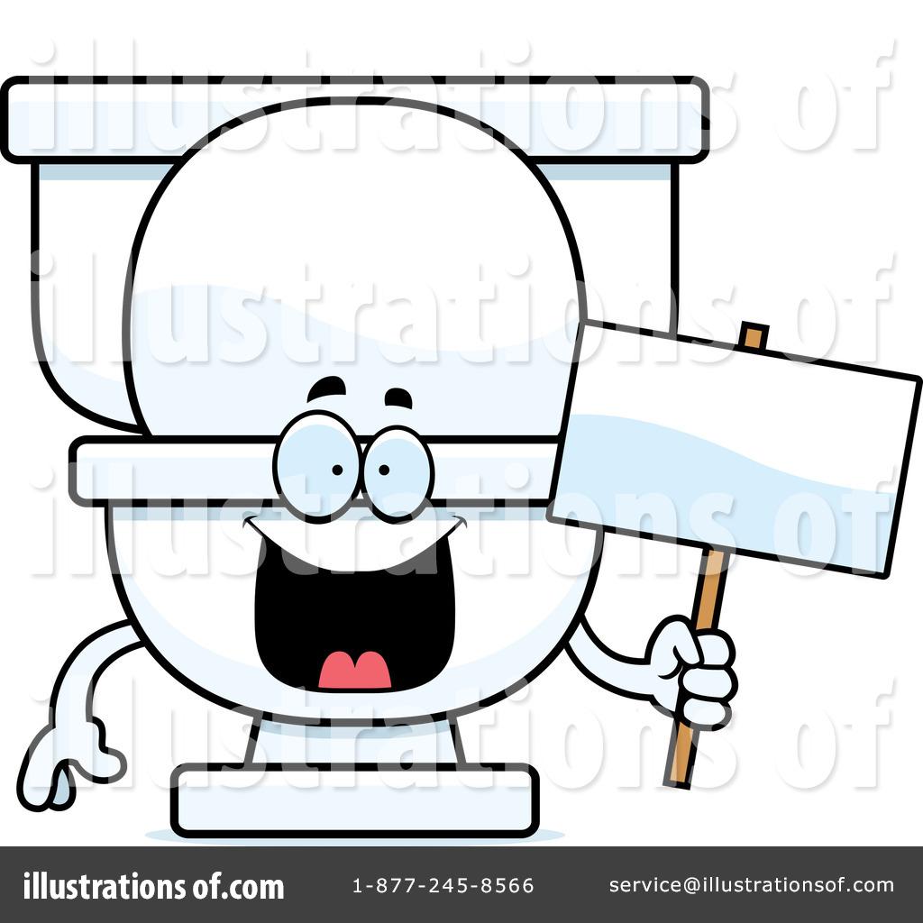 School Restroom Clipart Clip Art Transparent Stock - Toilet Seat Toilet  Clipart, HD Png Download - kindpng