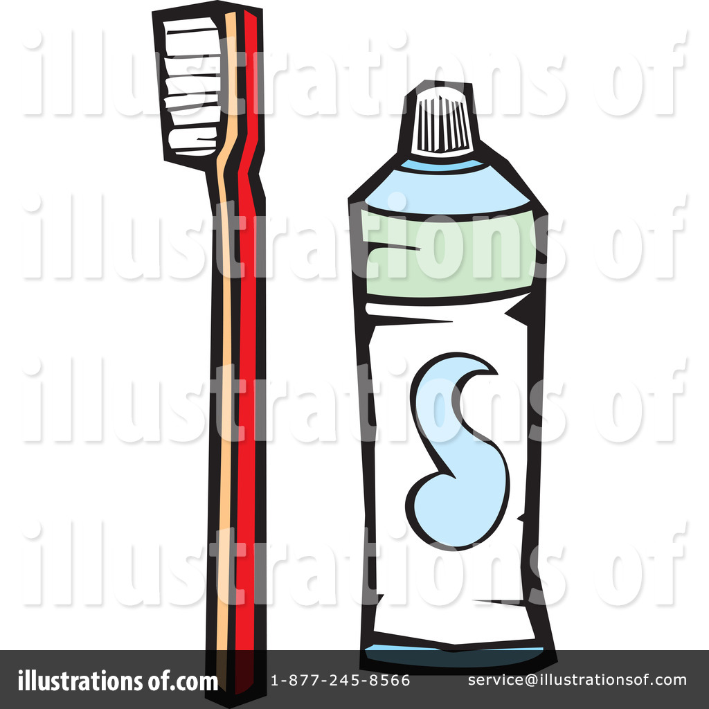Toothbrush Clipart Illustration by xunantunich - Stock Sample  78198Kid Toothbrush Clipart