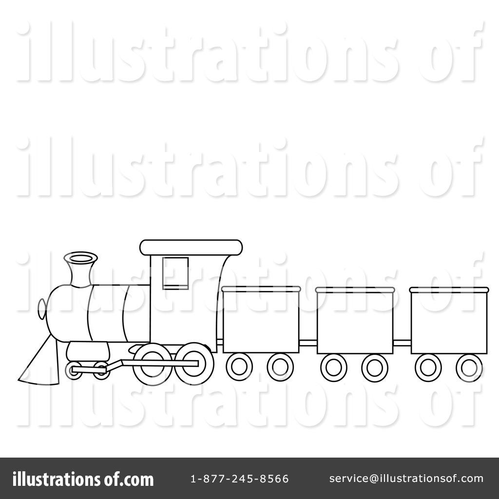 Christmas Toy Trains