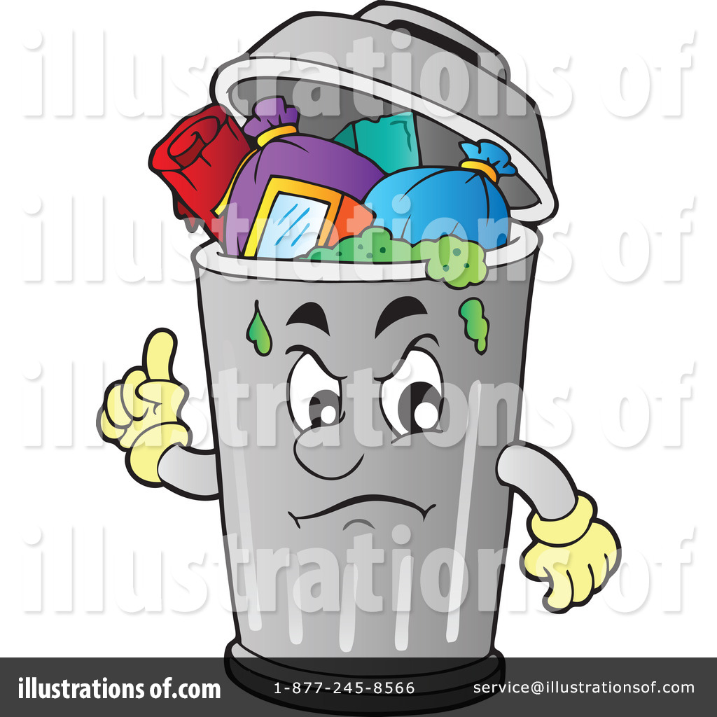 Displaying 13> Images For - Garbage Can Clip Art...