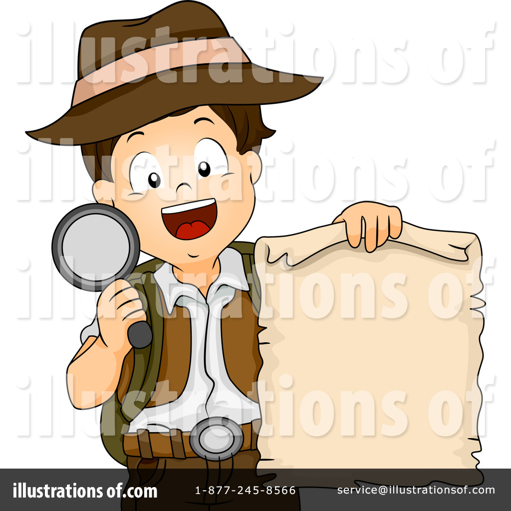 Treasure Hunting Clipa...