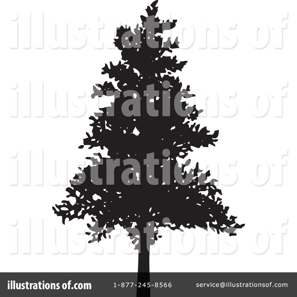 Royalty-Free (RF) Trees Clipart Illustration by KJ Pargeter - Stock ...