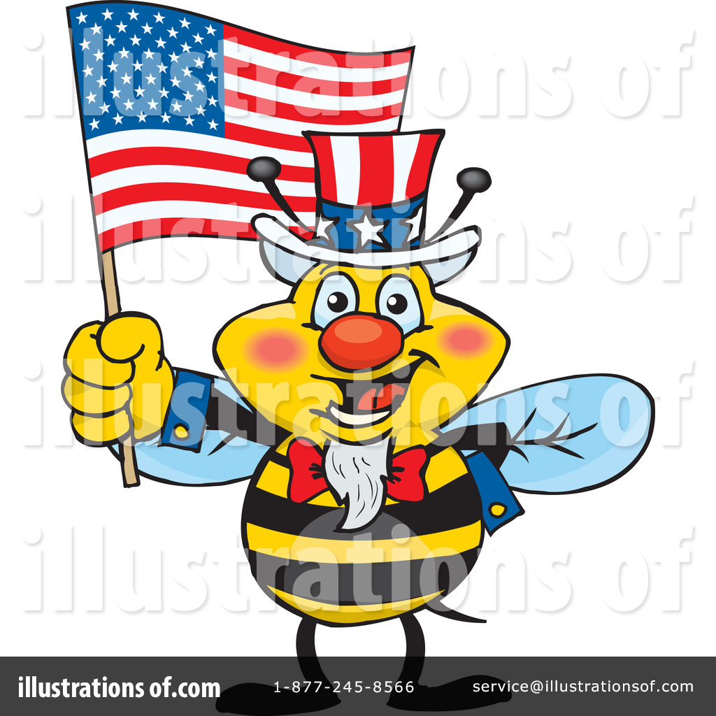 Uncle Sam Clipart #43466 by Dennis Holmes Designs | Royalty-Free (RF ...