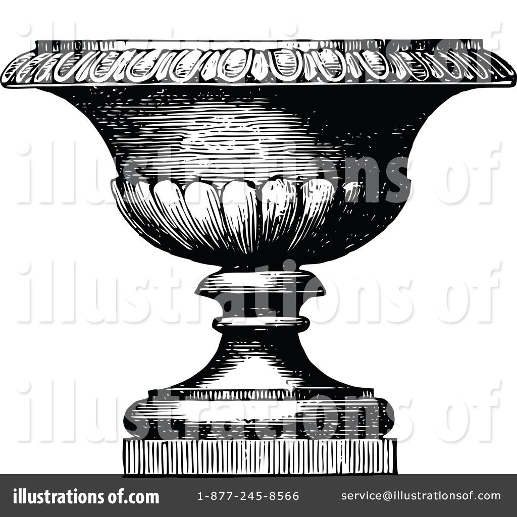 Urn Clipart #1115315 - Illustration by Prawny Vintage
