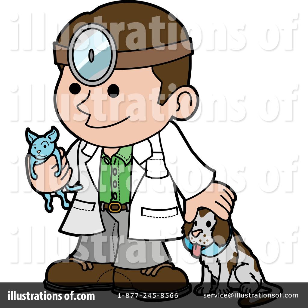 vet clipart 24748 illustration by atstockillustration rh illustrationsof com smiling veterinarian clipart free veterinarian pictures clip art
