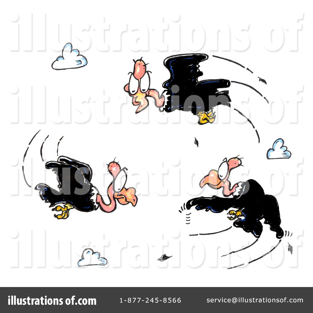 Vultures clipart 30358 illustration by spanky art - Clipart illustration ...