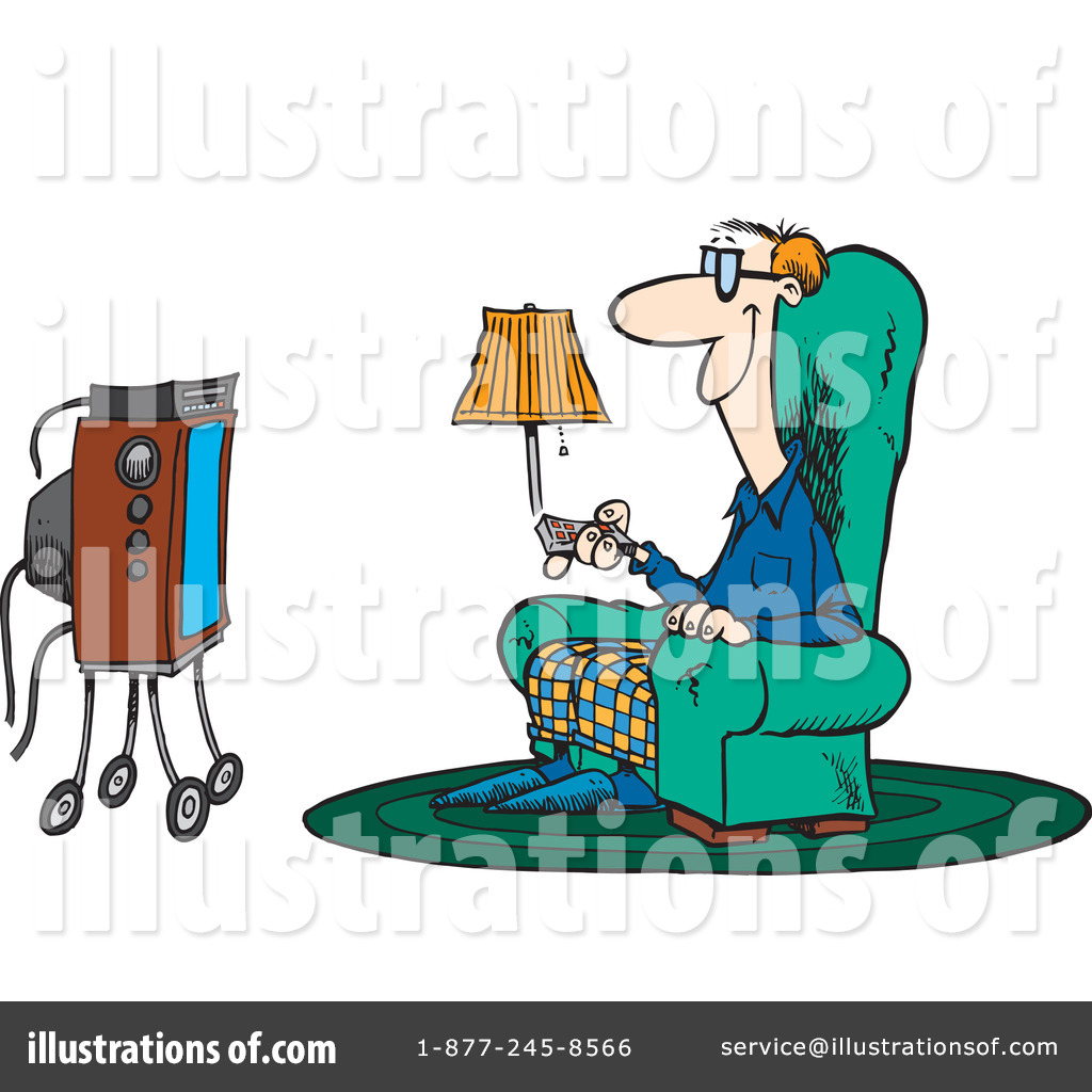 Royalty Free Jogging Clipart Illustration Ron Leishman Stock