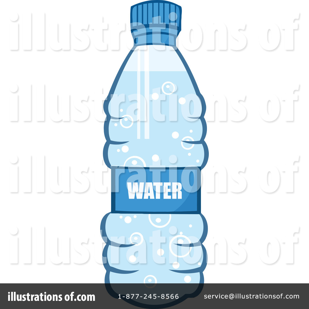 Clip Art Clipart Water Bottle water bottle clipart 1206139 illustration by hit toon royalty free rf stock sample