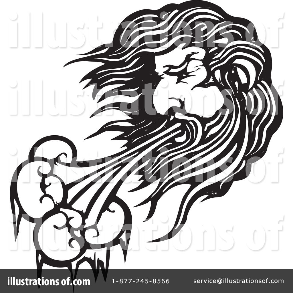 Wind clipart 1221418 illustration by xunantunich - Clipart illustration ...