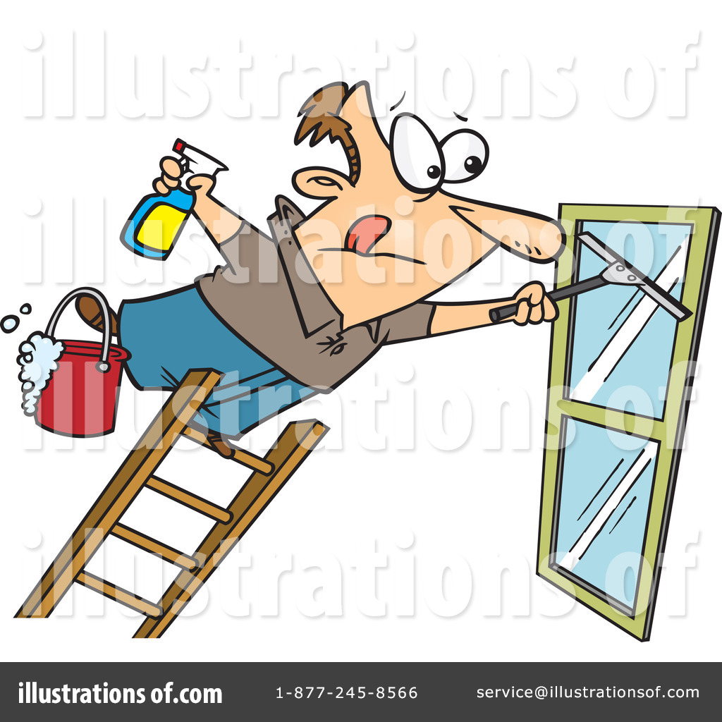 Cleaning Clip Art Free Window cleaner clipart