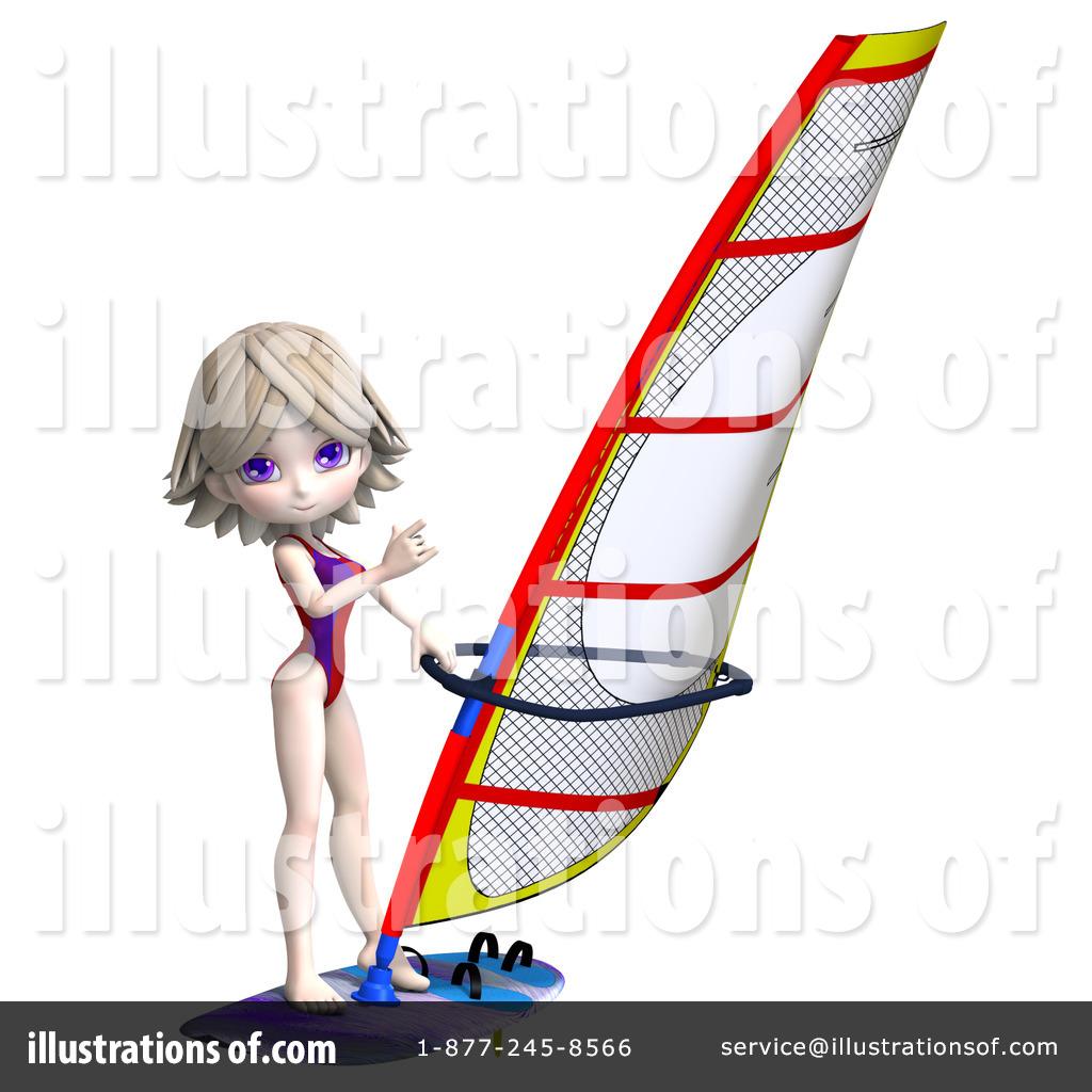 windsurfing clipart 1075862 illustration by ralf61 Mexican Sun Clip Art Bathing Funny Sun Bathing Clip Art