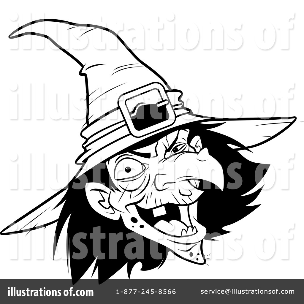 Christmas Illustrations Clip Art.Witch Clipart 34096 Illustration By Lawrence Christmas