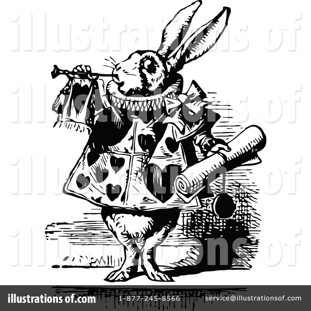 Wonderland Clipart #1112644 - Illustration by Prawny Vintage