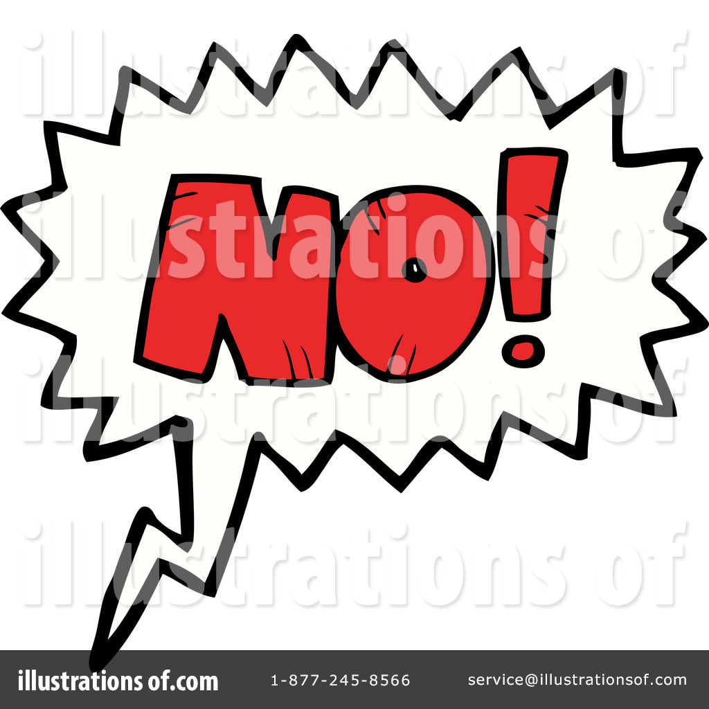 Word no clipart 1191152 illustration by lineartestpilot for Free clipart no copyright