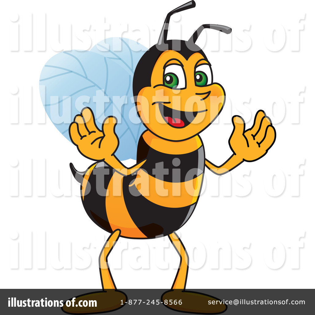 royalty free bee clipart - photo #43