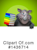 Rhino Clipart #1436714 by Julos