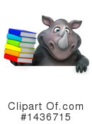 Rhino Clipart #1436715 by Julos