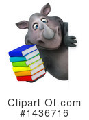 Rhino Clipart #1436716 by Julos