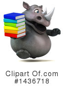 Rhino Clipart #1436718 by Julos