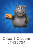 Rhino Clipart #1436754 by Julos