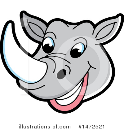 Head Clipart #1472521 by Lal Perera