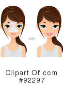 Rhinoplasty Clipart #92297 by Melisende Vector