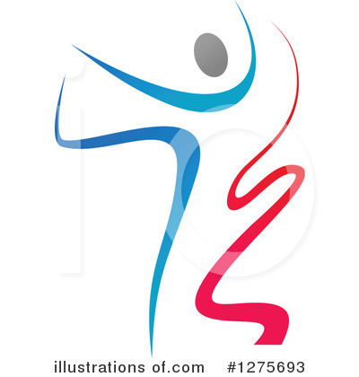 Dancer Clipart #1275693 by Vector Tradition SM