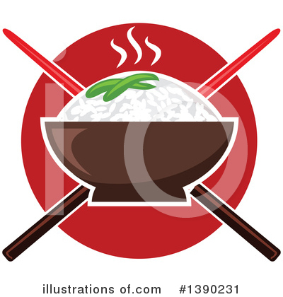 Japanese Food Clipart #1390231 by Vector Tradition SM