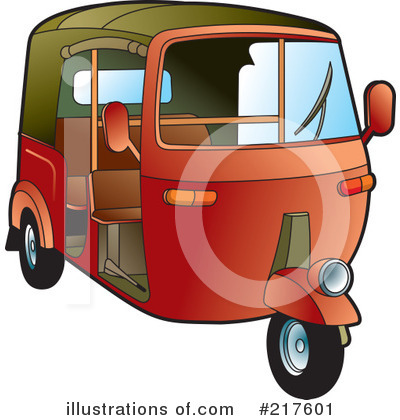 Taxi Clipart #217601 by Lal Perera