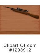 Rifle Clipart #1298912