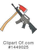 Rifle Clipart #1449025