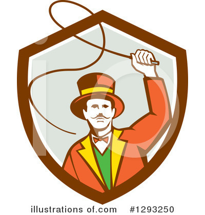 Ring Master Clipart #1293250 by patrimonio