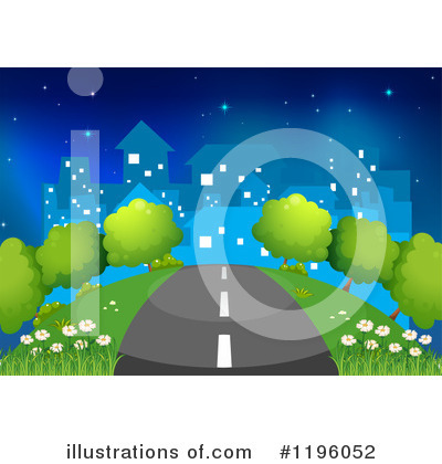 Urban Clipart #1196052 by Graphics RF