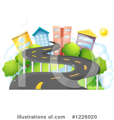 Urban Clipart #1226020 by Graphics RF