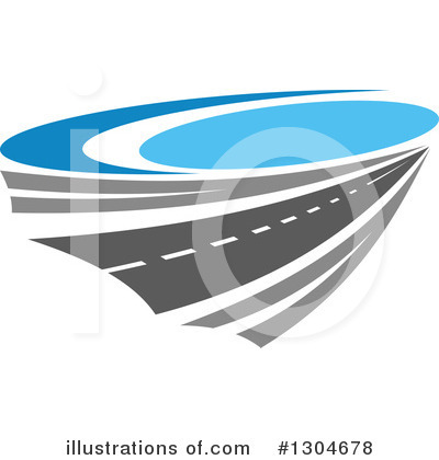 Transportation Clipart #1304678 by Vector Tradition SM