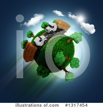 Journey Clipart #1317454 by KJ Pargeter
